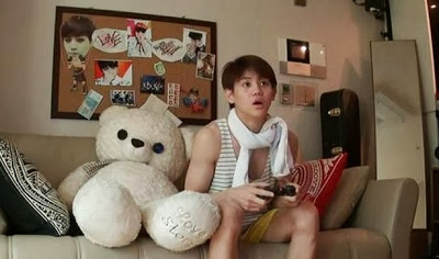 131011 I Live Alone Episode 28 - Beast Yoseob (RAW)